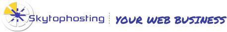 skytopline web hosting logo